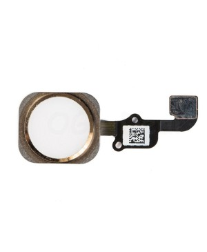 Apple iPhone 6S Home Button With Home Flex Cable Assembly, Ori - Gold