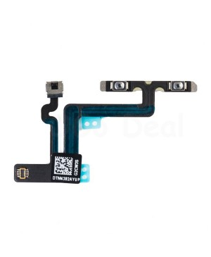 Apple iPhone 6 Plus Volume and Mute Switch Flex Cable Replacement, High Quality