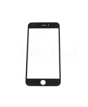 Apple iPhone 6 Plus Front Glass Lens Replacement, Ori - Black