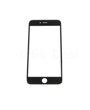 Apple iPhone 6 Plus Front Glass Lens Replacement, High Quality - Black