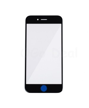 Apple iPhone 6 Front Glass Lens Replacement, High Quality - Black