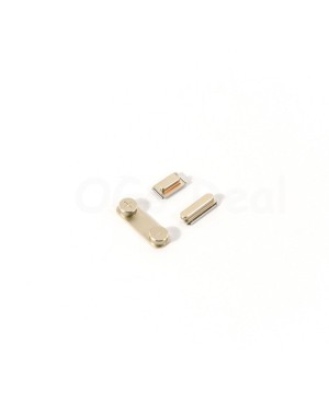Apple iPhone 5S/SE Side Button Key Set-Gold