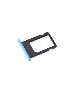 iPhone 5C Nano SIM Card Tray - Blue