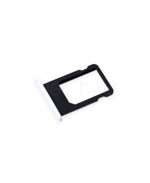 iPhone 5C Nano SIM Card Tray - White