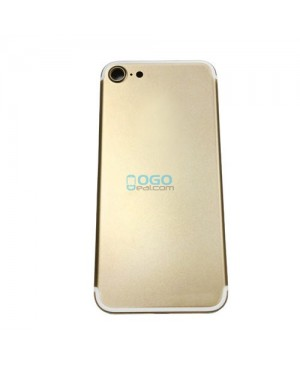 Battery Door/Back Cover Replacement for iPhone 7 - Gold