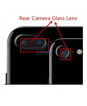 Rear Camera Glass Lens Replacement for iPhone 7