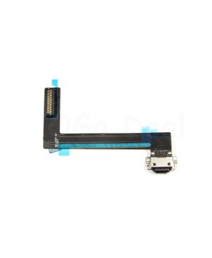 iPad Air 2 Charging Port Dock Connector Flex Cable - Black