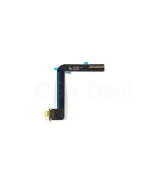 iPad Air Charging Port Dock Connector Flex Cable - White