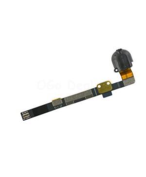 iPad mini 2 & Mini 3 Audio Headphone Jack Flex Cable - Black
