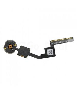 iPad Mini 3 Home Button Flex Cable Ori - Black