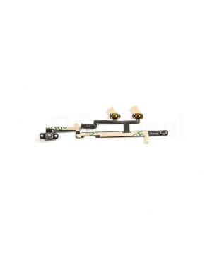 iPad Mini 3 Power and Volume Button Flex Cable - Ori