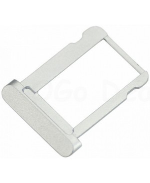 iPad 2/3/4 SIM Card Tray- Silver