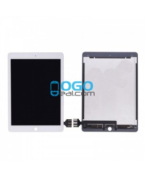 "LCD & Digitizer Touch Screen Assembly Replacement for iPad Pro 9.7"" - White"