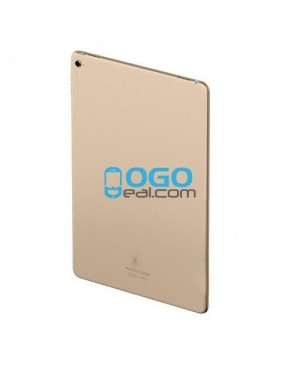 "Battery Door/Back Cover Replacement for iPad Pro 9.7"" - Gold"