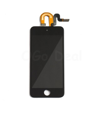 Wholesale iPod Touch 5th and 6th Gen LCD Screen and Digitizer  Assembly Replacement - Black - Ogo Deal