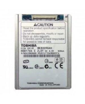 Hard Drive Replacement for iPod Video 5th Gen 80GB