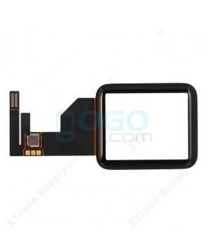 Digitizer Touch Glass Panel Replacement for Apple Watch(Series 1) 42mm Black