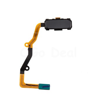 Home Button Flex Cable for Samsung Galaxy S7 Edge - Black