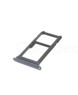 SIM Tray for Samsung Galaxy S7 Edge  - Black