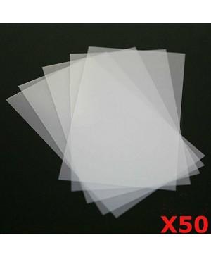 LCD Polarizer Film for Samsung Galaxy S6 50pcs