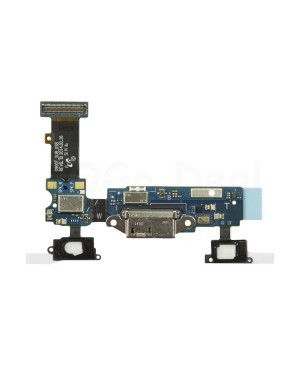 Charging Port Flex Cable Replacement for Samsung Galaxy S5 SM-G900T