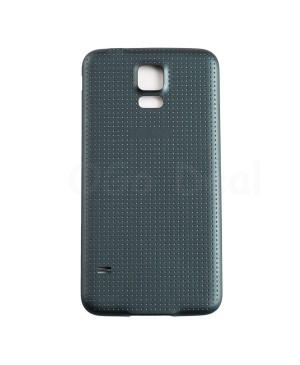 Battery Door/Back Cover Replacement with Water-proof Gasket for Samsung Galaxy S5 Black  Ori