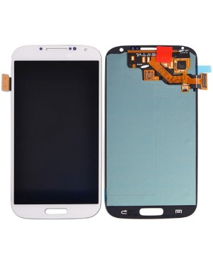 LCD Screen and Digitizer Assembly Replacement for Samsung Galaxy S4 - White