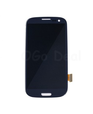 LCD Screen and Digitizer Assembly Replacement for Samsung Galaxy S3 III - Blue
