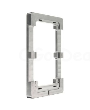 Aluminium Alloy LCD and Outer Glass Lens Refurbishment Glueing Mould for Samsung Galaxy Note 5