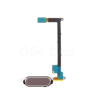 Home Button Keypad Flex Cable Replacement for Samsung Galaxy Note 4 - Gold