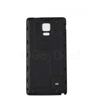 Battery Door/Back Cover Replacement for Samsung Galaxy Note 4 Black Ori