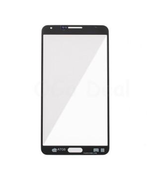 Oem Original  Front Glass Lens Replacement for Samsung Galaxy Note 3 Gray