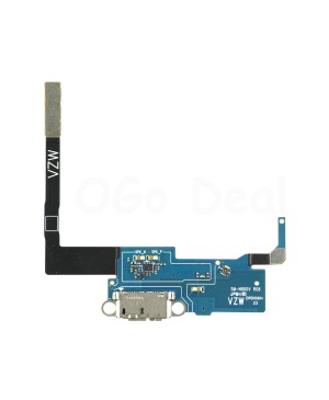 Charging Dock Port Flx Cable Replacement for Samsung Galaxy Note 3 SM-N900V