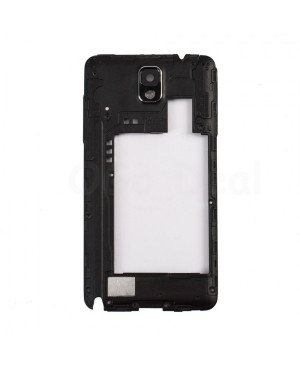 Middle Plate with Loud Speaker & Antenna Assembly for Samsung Galaxy Note 3, N900V / N900P - Black