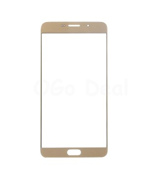 Front Glass Lens Replacement for Samsung Galaxy A9 (2016) A9000 Gold