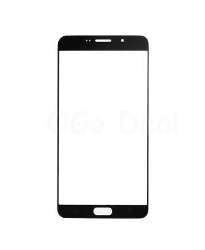 Front Glass Lens Replacement for Samsung Galaxy A9 (2016) A9000 Black