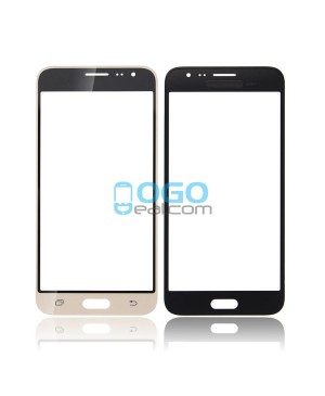 Front Glass Lens Replacement for Samsung Galaxy J3 (2016)  Gold