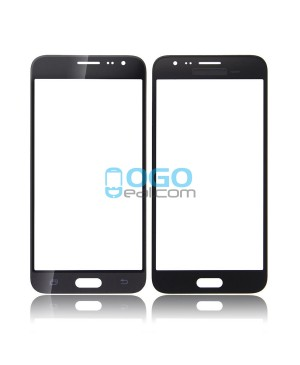 Front Glass Lens Replacement for Samsung Galaxy J3 (2016)  Black