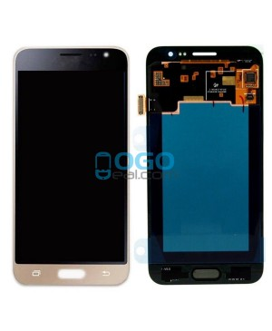 For Samsung Galaxy J3 (2016)  LCD & Touch Screen Assembly  Replacement - Gold