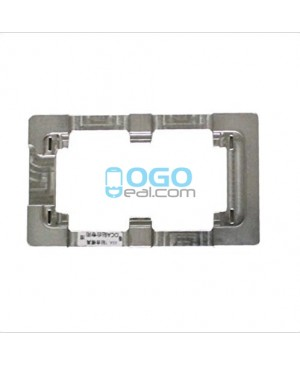 Aluminium Alloy LCD and Outer Glass Lens Refurbishment Glueing Mould for Samsung Galaxy A7 / A7000