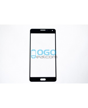 Front Glass Lens Replacement for Samsung Galaxy A7 / A7000 Black