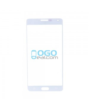 Front Glass Lens Replacement for Samsung Galaxy A7 / A7000 White