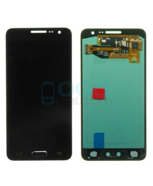 LCD & Digitizer Touch Screen Assembly Replacement for Samsung Galaxy A3 - Black