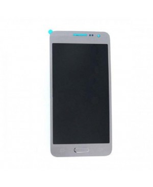 LCD & Digitizer Touch Screen Assembly Replacement for Samsung Galaxy A3 - Silver