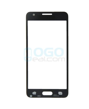 Front Outer Screen Glass Lens Replacement for Samsung Galaxy A3 - Black