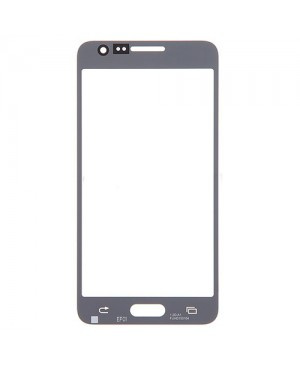 Front Outer Screen Glass Lens Replacement for Samsung Galaxy A3 - Silver
