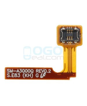 Power Button Flex Cable Replacement for Samsung Galaxy A3