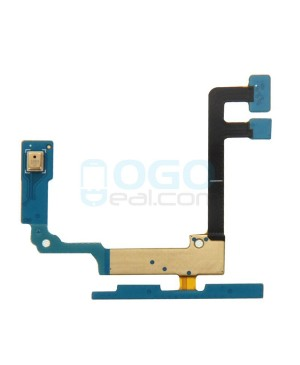 Power On Off Volume Side Key Button Flex Cable Replacement for Samsung Galaxy A3