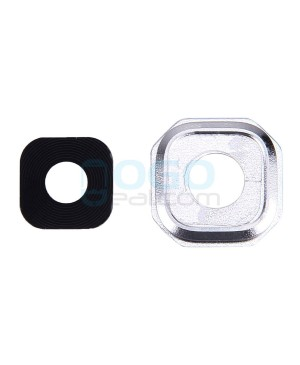 Rear Back Camera Glass Lens Cover Replacement for Samsung Galaxy A3 2016 A310 Silver