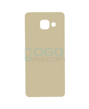 Battery Door/Back Cover Replacement for Samsung Galaxy A3 2016 A310 - Gold